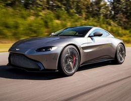 Aston Martin Vantage 2