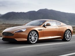 Aston Martin Virage 2 Coupe