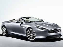 Aston Martin Virage 2 Volante