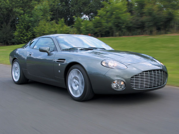 Photo ASTON MARTIN ZAGATO