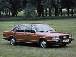 Audi 100 (2e Generation)