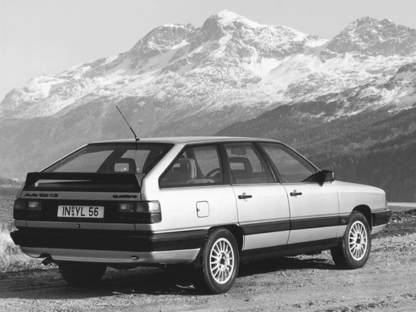 Audi 100 (3e Generation) Avant