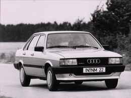 Audi 80 (2e Generation)