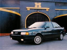 Audi 80 (3e Generation)