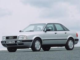 Audi 80 (4e Generation)
