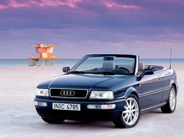 audi 80 4e generation cabriolet essais fiabilit avis photos prix. Black Bedroom Furniture Sets. Home Design Ideas