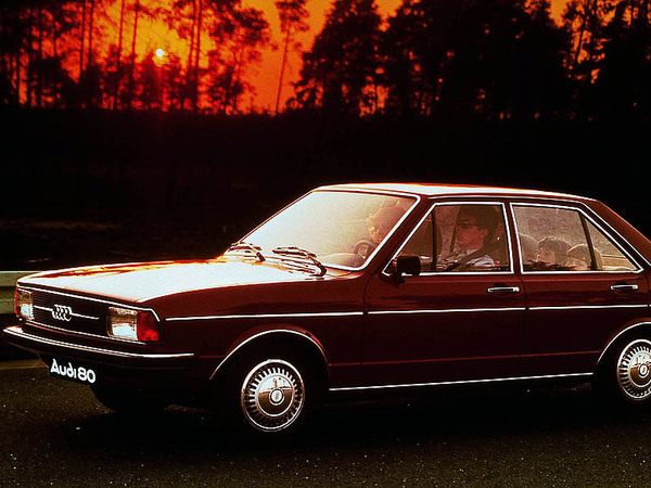 Argus Audi 80 1973 1.3