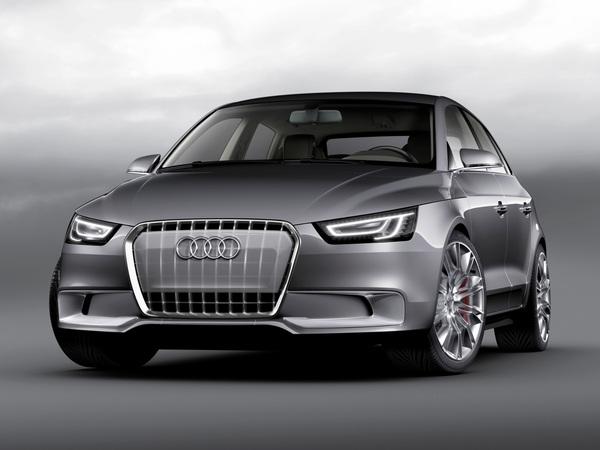 AudiA1 Sportback Concept