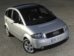 Audi A2 Societe