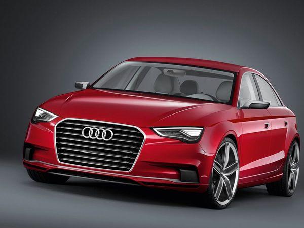AudiA3 Concept