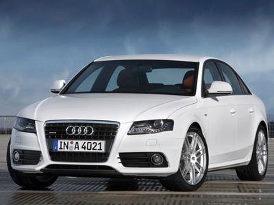 Audi A4 (4e Generation)