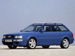 Audi A4 (4e Generation) Allroad Societe