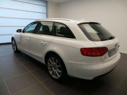 Audi A4 (4e Generation) Avant Societe