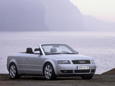 Audi A4 (2e Generation) Cabriolet