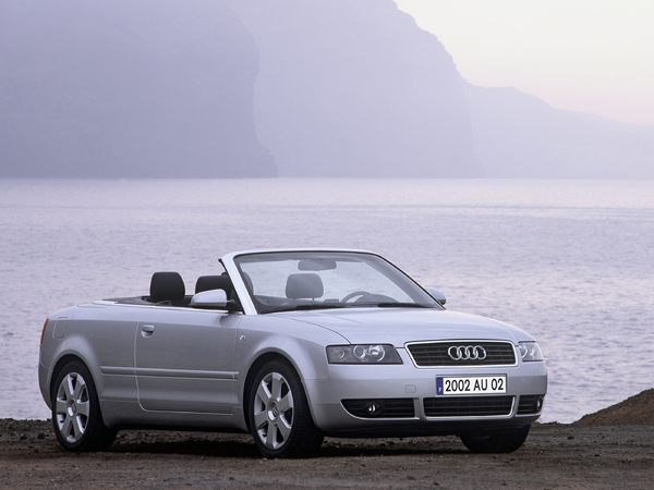 audi a4 2e generation cabriolet essais fiabilit. Black Bedroom Furniture Sets. Home Design Ideas