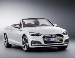 Audi A5 (2e Generation) Cabriolet