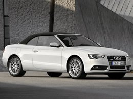 photo de Audi A5 Cabriolet