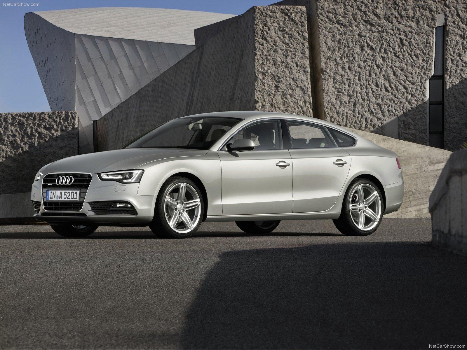 Audi A5 Sportback Essais Fiabilité Avis Photos Prix