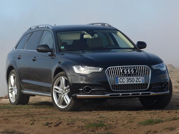 Audi A6 (4e Generation) Allroad
