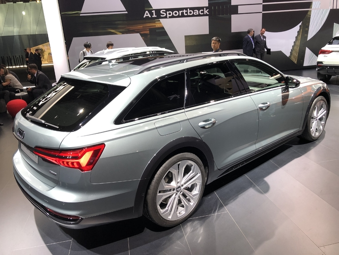 Photo audi a6 allroad