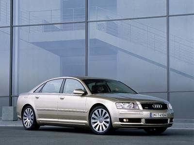 Audi A8 (2e Generation)