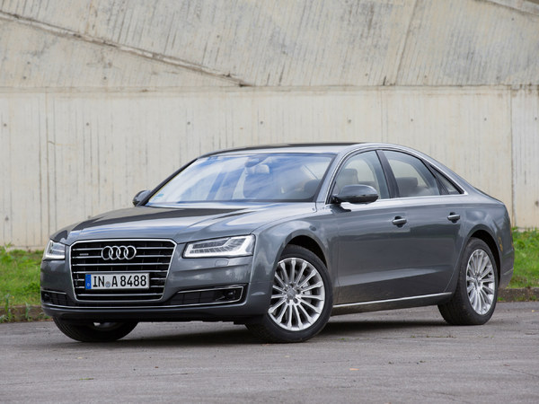Audi A8 (3e Generation)