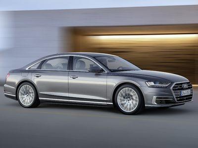 Audi A8 (4e Generation)