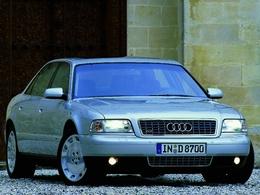 photo de Audi A8