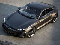 photo de Audi E-tron Gt