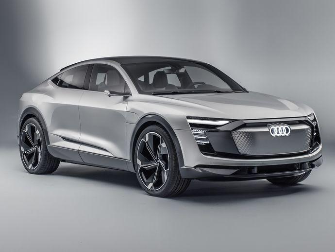 AudiE-tron Sportback Concept