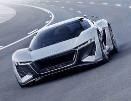 Audi P18 E-tron Concept