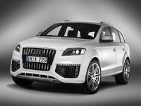 photo de Audi Q7 Societe