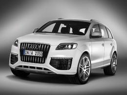 Audi Q7 Societe