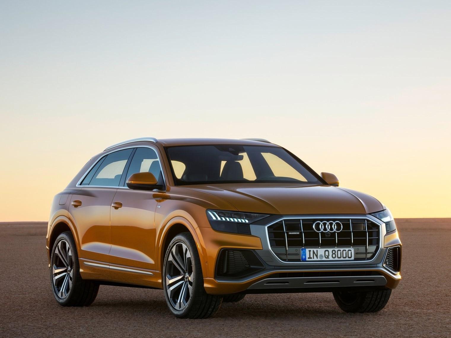Audi Q8 : essais, fiabilité, avis, photos, prix