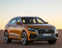 photo de Audi Q8