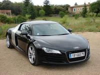 photo de Audi R8