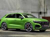 photo de Audi Rs Q8