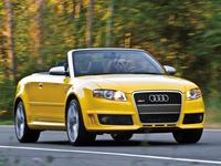photo de Audi Rs4 (3e Generation) Cabriolet