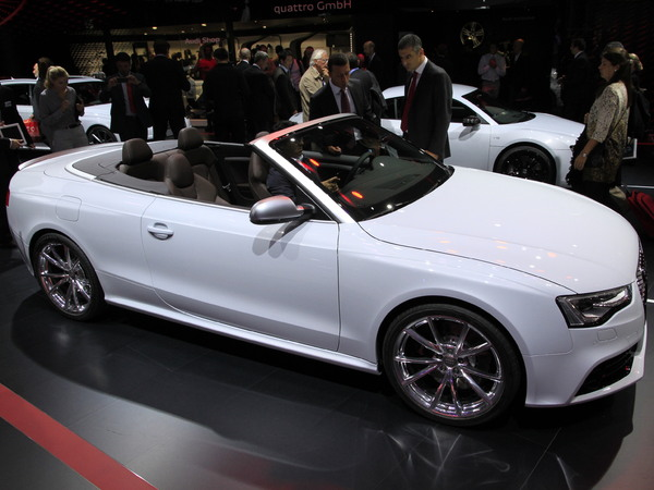 audi rs5 cabriolet essais fiabilit avis photos vid os. Black Bedroom Furniture Sets. Home Design Ideas