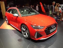 Audi Rs6 (4e Generation) Avant