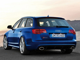 photo de Audi Rs6 (2e Generation) Avant