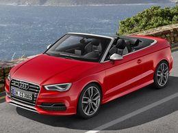 Audi S3 (3e Generation) Cabriolet