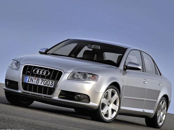 Audi S4 (3e Generation)
