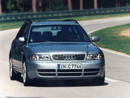 Audi S4 Avant (2e Generation)