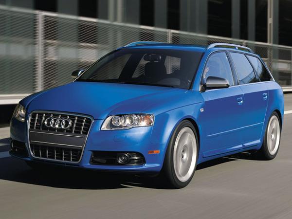 Audi S4 Avant (3e Generation)