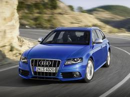 Audi S4 Avant (4e Generation)