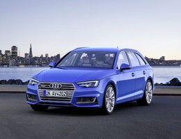 Audi S4 Avant (5e Generation)