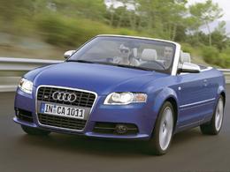 Audi S4 Cabriolet (4e Generation)