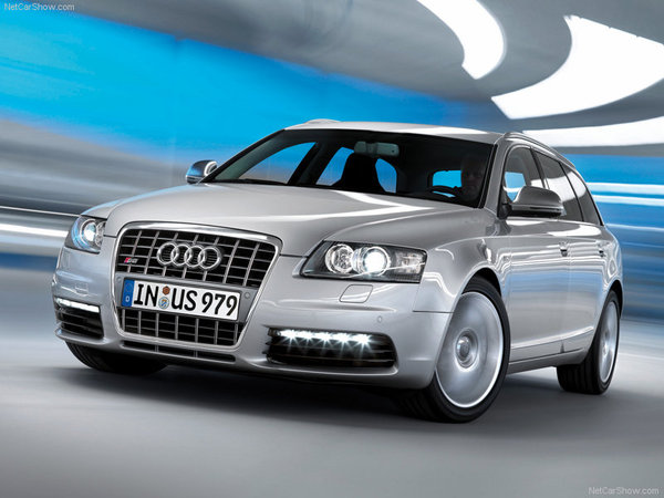 Audi S6 Avant (3e Generation)