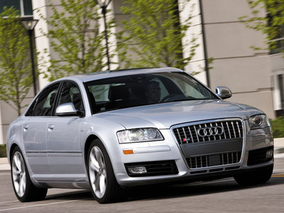 Audi S8 (2e Generation)